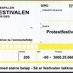 Facebook-aksjonen: Redd Protestfestivalen!