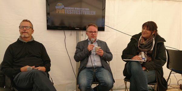Espen Egeland, Anders Tangen og Natasha Kjærstad Pedersen – dødskafe-aof-2018