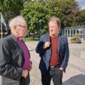 John Vikström og Kjell Westö